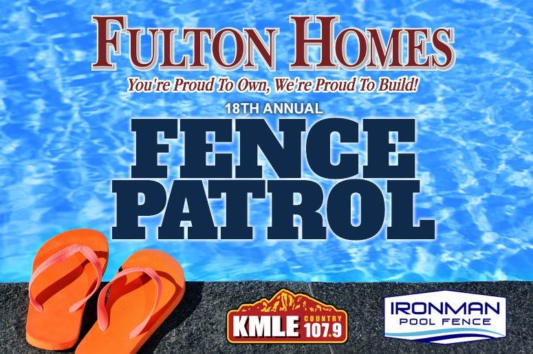 Fulton Homes Fence Patrol