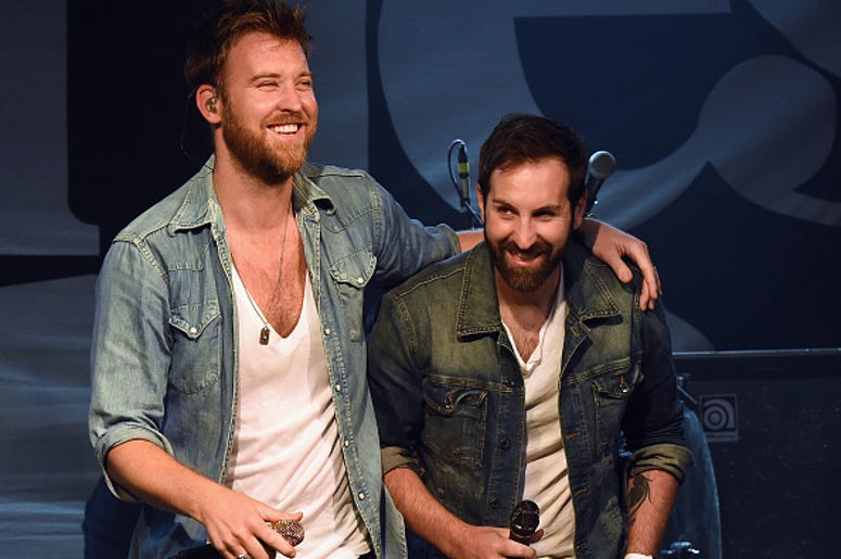 Charles Kelley and Josh Kelley