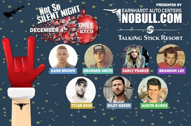 KMLE Not So Silent Night
