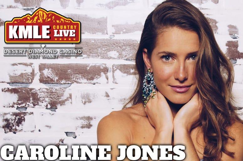 KMLE Live with Caroline Jones