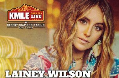 KMLE Live Lainey Wilson