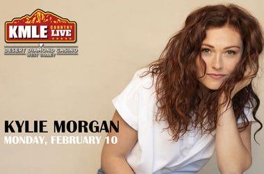 KMLE Live - Kylie Morgan