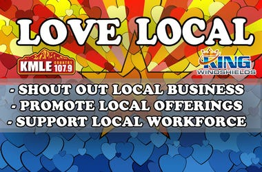 Love Local with Sponsor