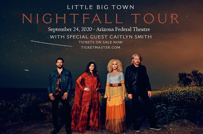 Little Big Town Sept. 24, 2020