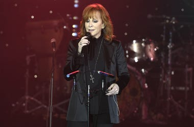 Reba McEntire at Muhammad Ali's Celebrity Fight Night XXIV