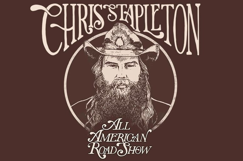 Chris Stapleton 2020