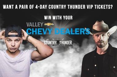 Valley Chevy Dealers Country Thunder 2020