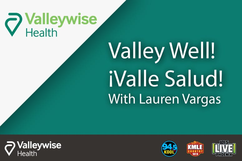 Valley Well, Valle Salud Podcast Cover