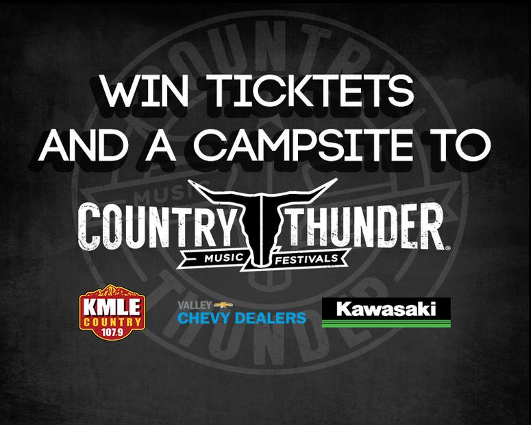 KMLE Country Thunder Radio.com