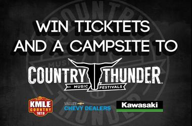 Country Thunder Radio.com App