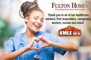 Thank You Presented by Fulton Homes