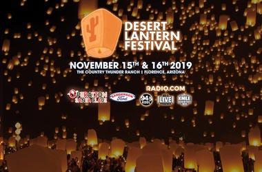 Desert Lantern Festival - Nov 15 & 16