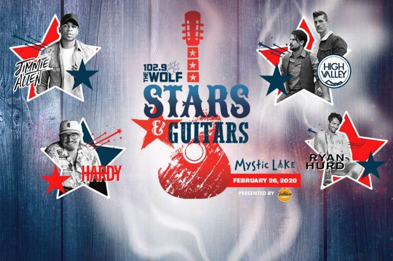 Stars and Guitars