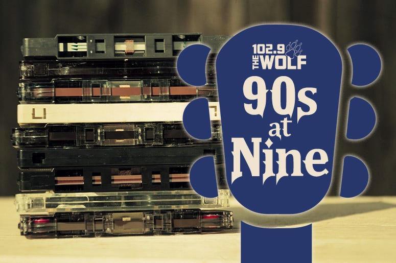 90s at Nine