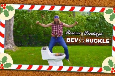 Bev Buckle, Belt buckles, white elephant gifts, BevBuckle