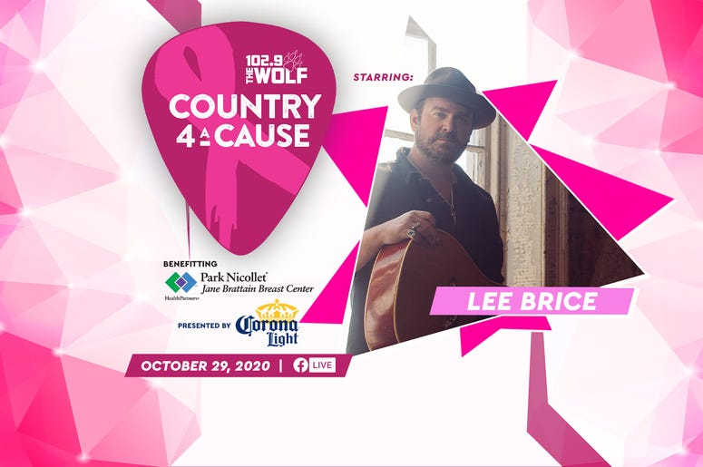 Country 4 A Cause 2020 presented by Corona Light starring Lee Brice