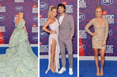 CMT Music Awards Fashion