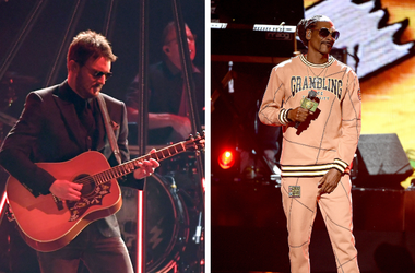 "Eric Church Covers Snoop Dogg Classic ""Gin and Juice"""