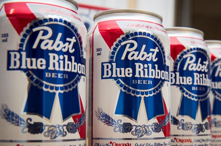 Pabst Blue Ribbon Beer, Pabst Blue Ribbon, PBR, PBR 99 Pack,