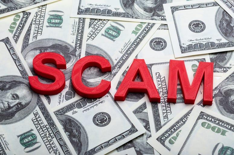 cash scams