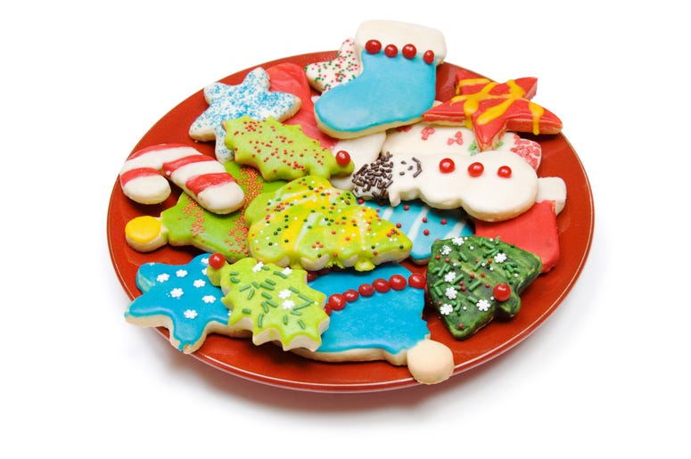 Christmas cookies, christmas cookie recipes, best christmas cookies