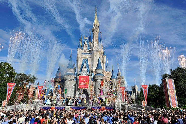 Disney World, Mom Celebrates First Day Of School By Going To Disney Alone