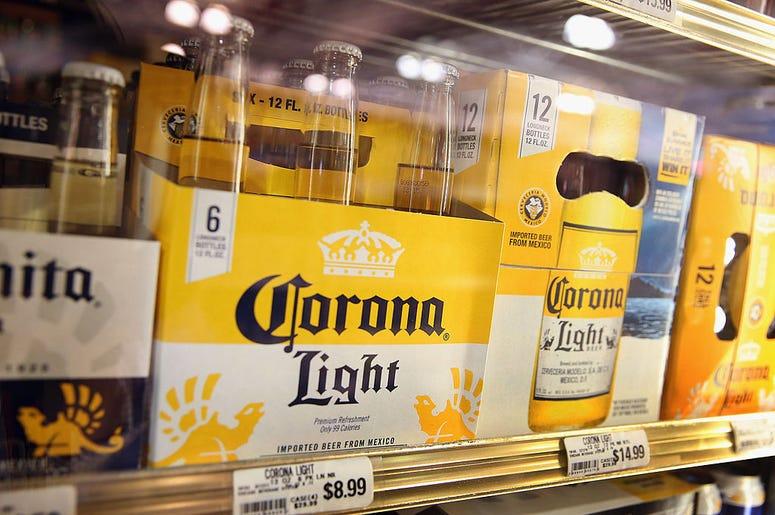 corona, coronavirus, corona beer, wells liquor depot wells mn, liquor sales during coronavirus