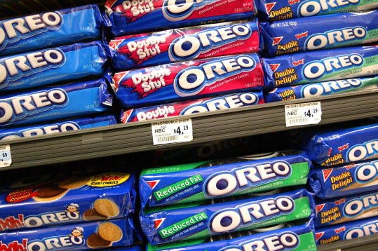 Oreo new flavors