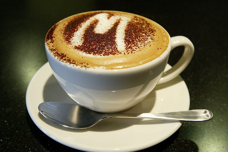pumpkin spice latte, starbucks pumpkin spice latte, mcdonald's pumpkin spice latte