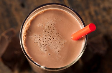 where does chocolate milk come from, how is chocolate milk made, chocolate milk