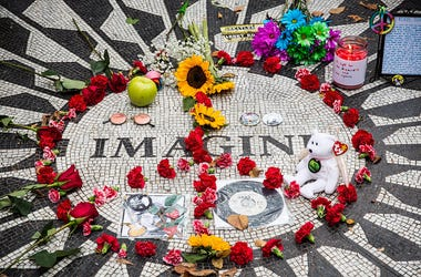 John Lennon Imagine, coronavirus songs, coronavirus