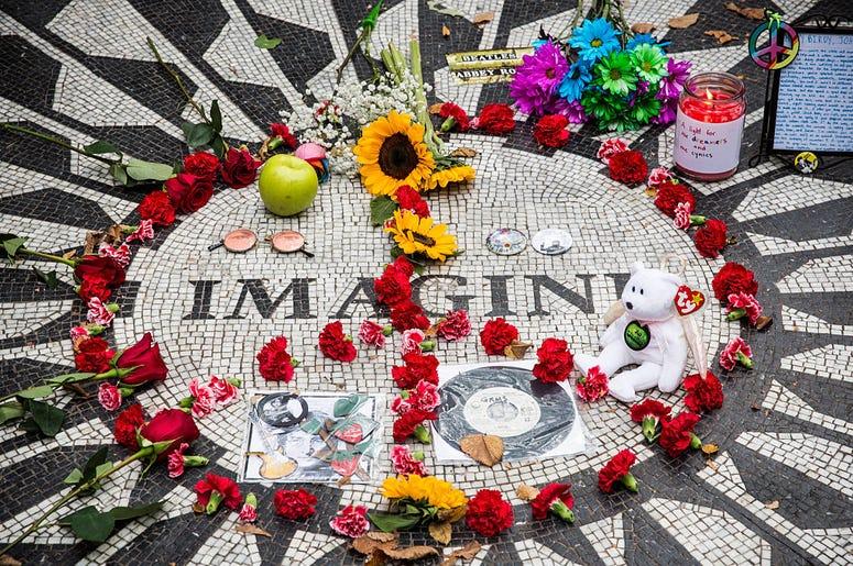 John Lennon Imagine, coronavirus songs, coronavirus
