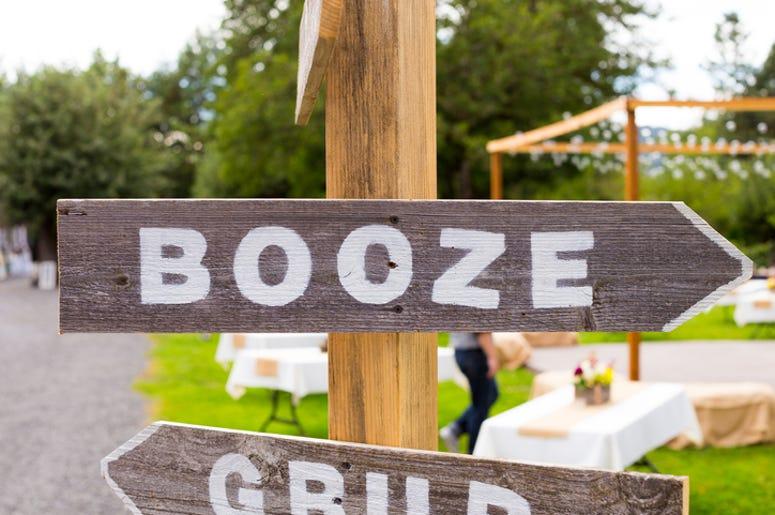 Busch Beer Wedding Contest