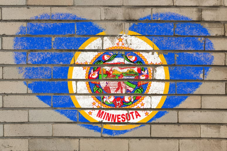 Minnesota, Most hated states in the United States, most hated states