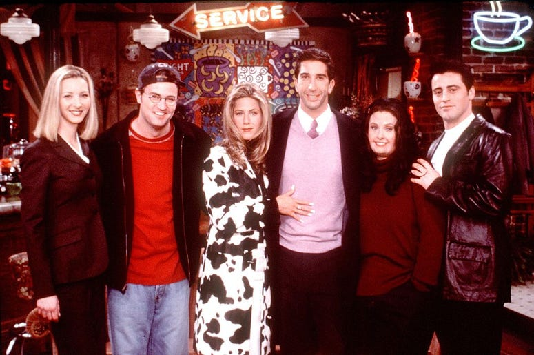 Friends in theaters, Friends is coming to theaters, Friends 25th anniversary, Friends reunion, get paid to watch Friends