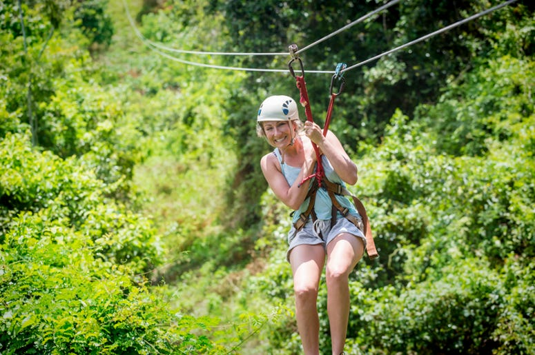 Kerfoot Canopy Tour