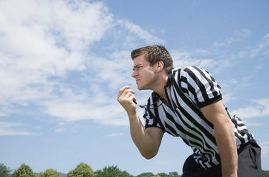 how to be a referee, referee shortage, how to become a sports official