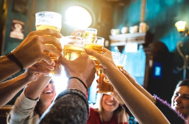 Binge drinking, drunkest cities in the US, top states in the US for binge drinking