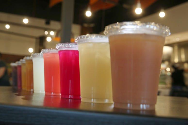 hard green tea, hard coconut water, Anheuser-Busch hard green tea, bud light seltzer