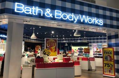 Bath & Body Works, Bath & Body Works candle sale, Bath & Body Works body care sale