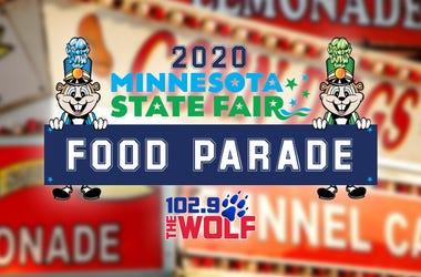 Fall Fair Food Parade