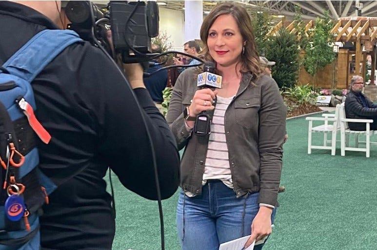 Elizabeth Ries, KSTP TV Elizabeth Ries, Twin Cities Live, Twin Cities Live Elizabeth Ries