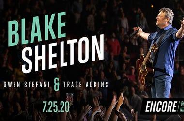 Blake Shelton Drive-In