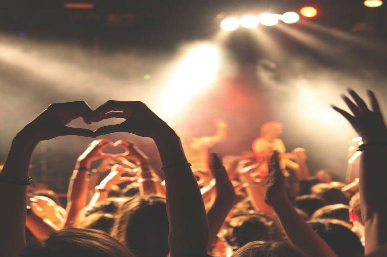 concert addiction