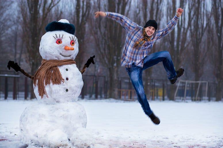 World's Largest Snowman