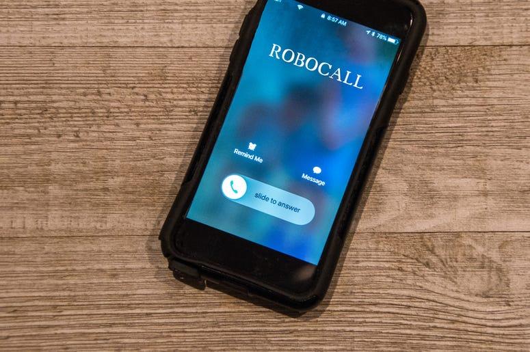 Verizon Robocalls