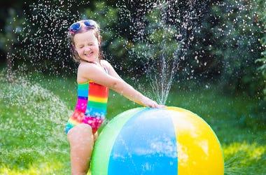 Target Ginormous Rainbow Sprinkler