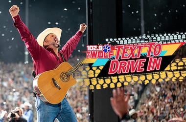 Garth Brooks Text To Drive In contest