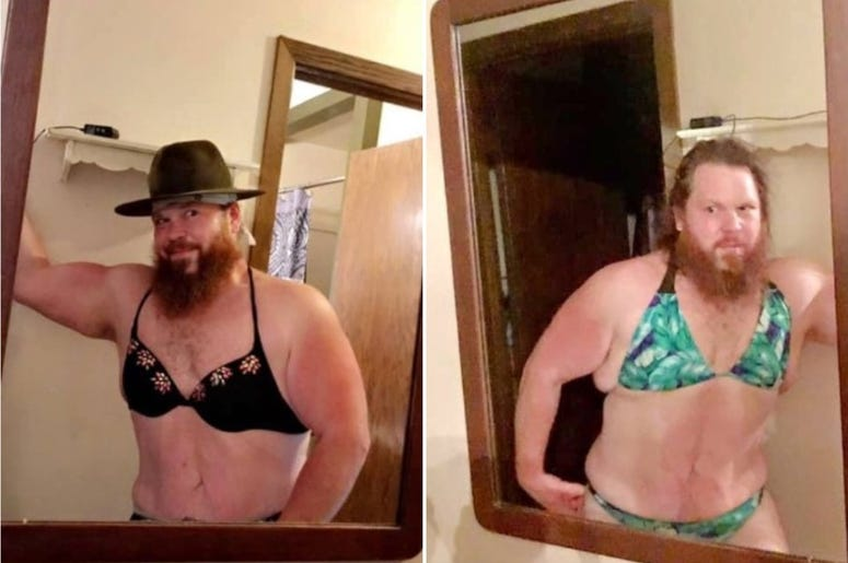 mirror selfie fails