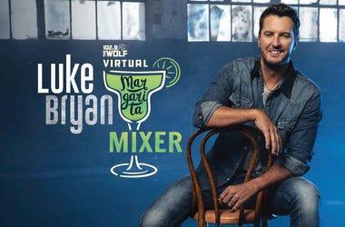 Luke Bryan virtual margarita mixer